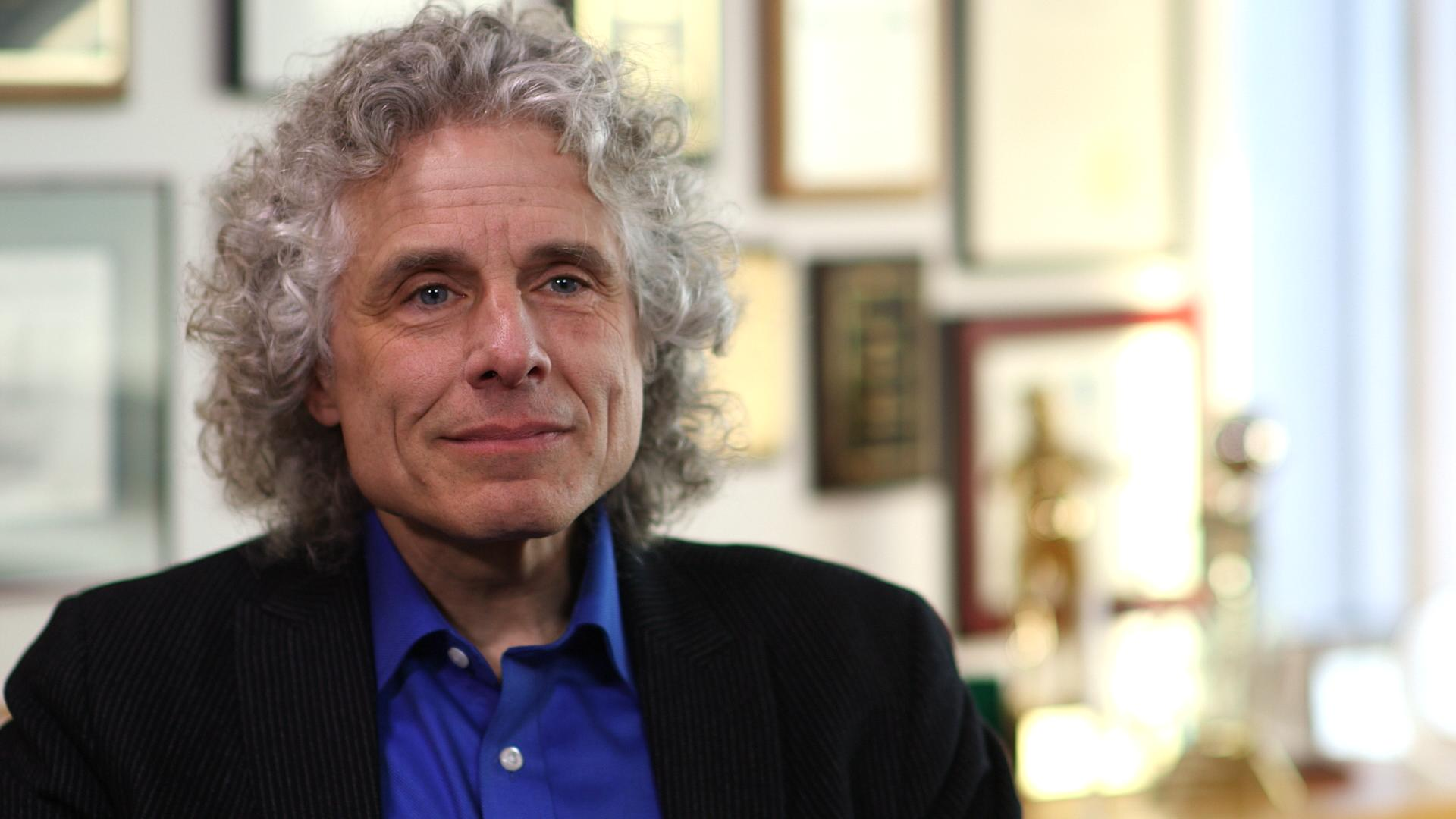 """Steven Pinker Interviewed for """"The Test and the Art of ..."""