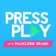 "KCRW 89.9FM interviews Michael Arlen Davis on ""Press Play"" with Madeleine Brand"